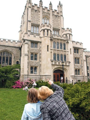 Historical walking tour of Vassar College campus in Poughkeepsie will be held Saturday.