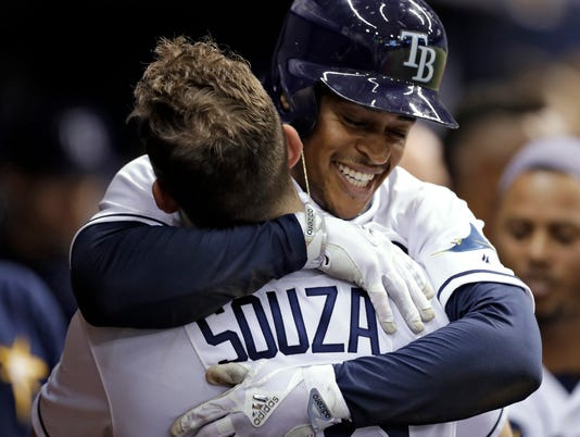 Mallex Smith, Steven Souza Jr.