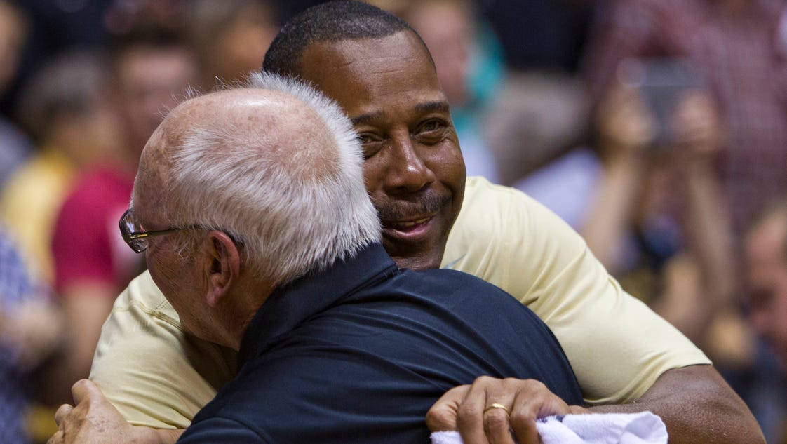 Frank Kendrick: Purdue is about the people