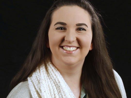Laura Fosmire. Statesman Journal cop/court reporter.