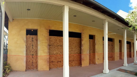 Rock-n-Sake is now under construction at 107 Stonemont Road in River Ranch.