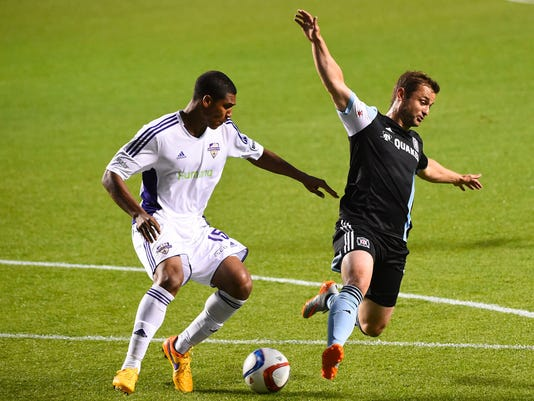MLS: U.S. Open Cup-Louisville FC at Chicago Fire