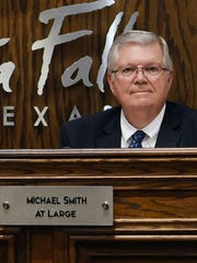 Former longtime city councilman Michael Smith is running again for the position of Wichita Falls City Councilor District 1.