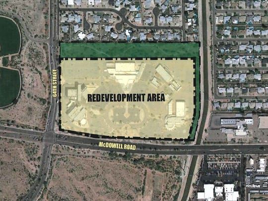 SunChase Holdings plans to redevelop the former Scottsdale