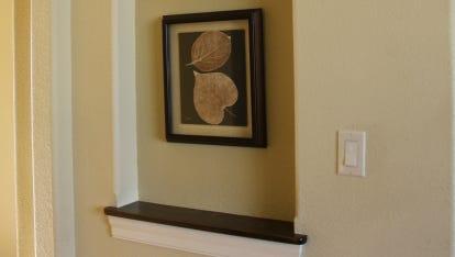 wall niches