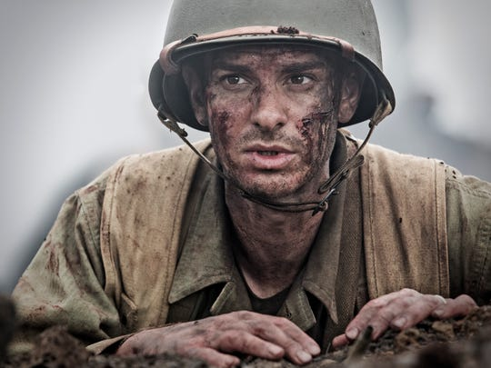 "Among the best-actor nominees was Andrew Garfield for his work in ""Hacksaw Ridge."" -"