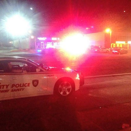 Police are responding to a report of a break-in on West Florissant.