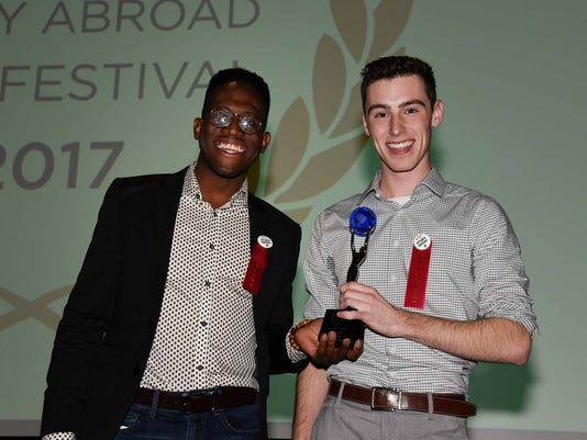 Ithaca College student and production partner win award for short film