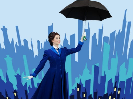 Through 12/28: 'Mary Poppins'