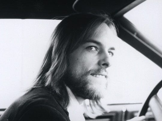 Rob Modys in 1980 with his Tom Petty look.