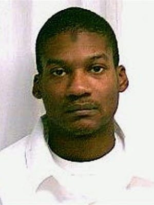 This undated photo provided by the New York State Department of Corrections and Community Supervision shows Emanuel Lutchman, of Rochester, N.Y. Lutchman, 25, was arrested by the FBI on Wednesday, Dec. 30, 2015 and charged with attempting to provide material support to terrorists. Authorities say that he was planning a New Year's Eve attack at a Rochester area bar to prove to the Islamic State he was worthy to join it in Syria.