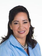 Maria Jimenez-Lara, CEO of the Naples Children & Education Foundation