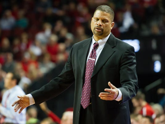 NCAA Basketball: Rutgers at Nebraska