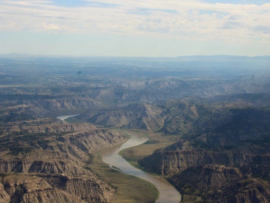 Missouri River Breaks National Monument