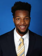 Redshirt freshman Jaylin Bannerman moved from outside