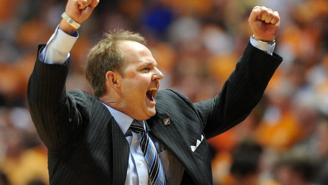 MTSU Coach Kermit Davis recently won his 400th game.