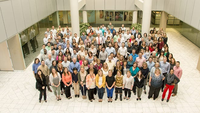 Phillips Edison & Company employees tout the company's culture as a driver of success.