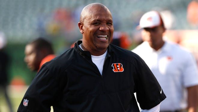 The Browns hired Hue Jackson, who most recently was the Bengals offensive coordinator.