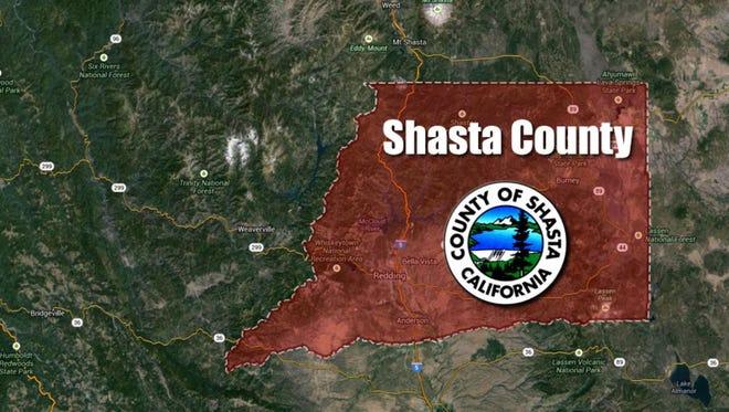 Shasta County logo