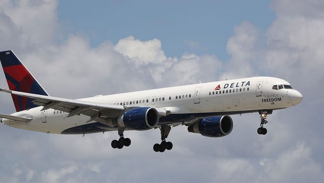 Delta is now charging $30 for the first checked bag, up from $25, and $40 for the second checked bag, up from $35.