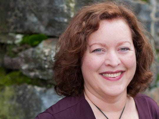 Asheville author Marla Milling