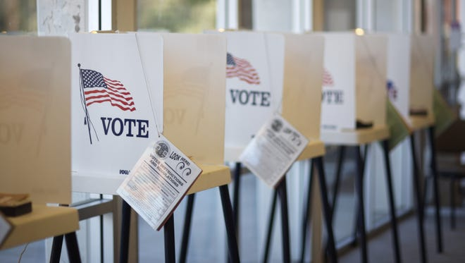 Marion County residents can go to the polls May 5 for primary elections.