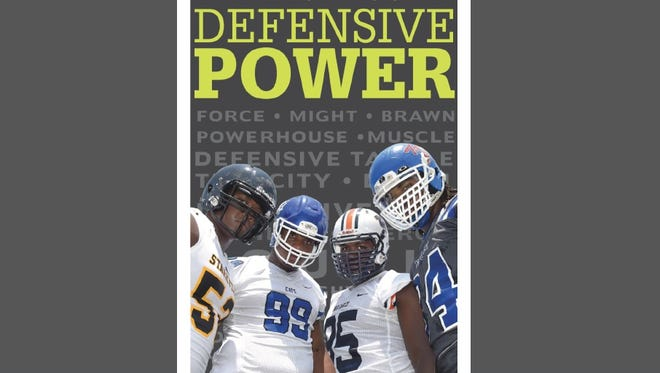 The Clarion-Ledger's 2015 high school football preview section