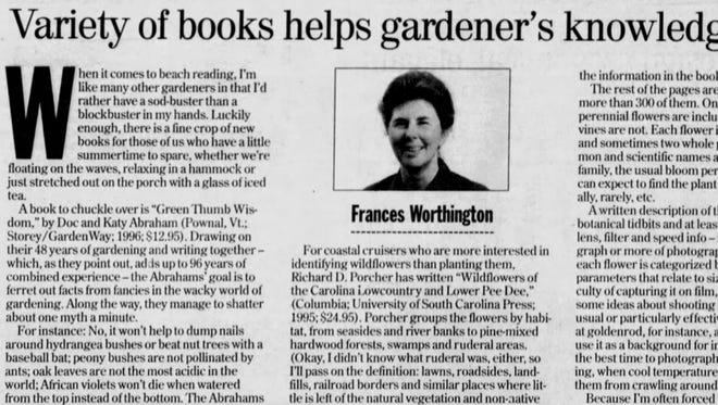 Frances Worthington