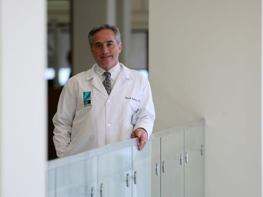 Dr. David Shulkin, president of Morristown Medical Center, will be nominated to help fix the nation's veteran's heathcare system as undersecretary, Department of Veterans Affairs.