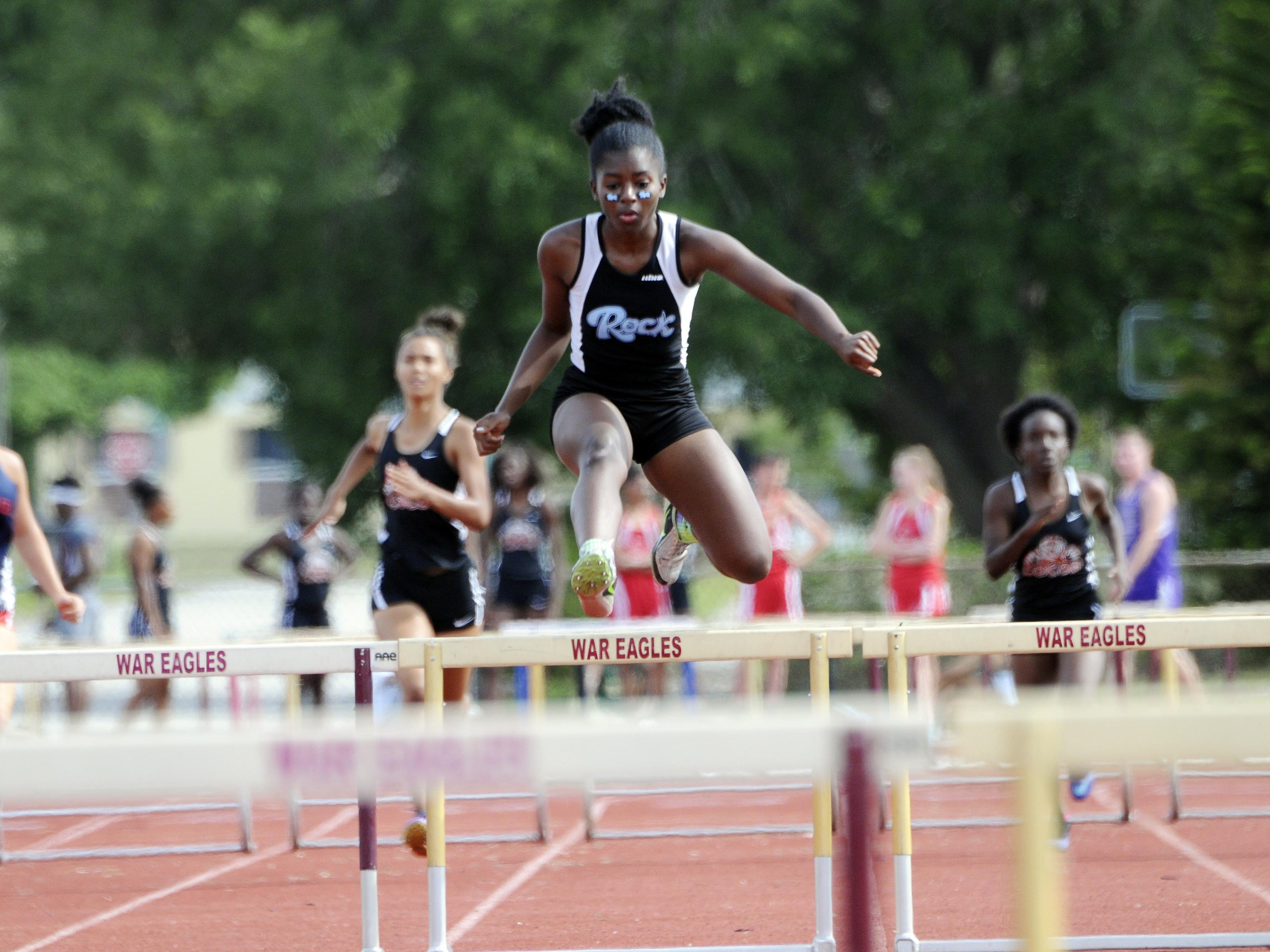Sterling Jenkins of Rockledge is FLORIDA TODAY's Athlete of the Week for April 16-22.