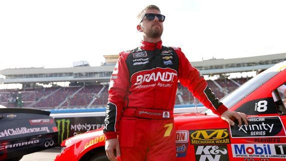 Riverton's Justin Allgaier returns to Phoenix Raceway for a chance to win his first NASCAR Xfinity Series championship on Saturday.
