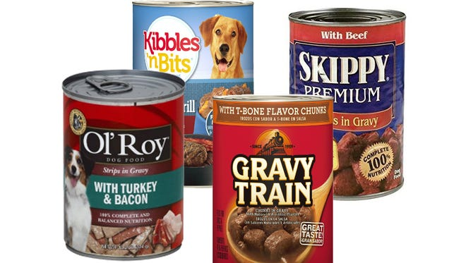 Pet food products distributed nationwide by the company include Gravy Train, Kibbles 'N Bits, Ol' Roy and Skippy brands because of possible contamination with pentobarbital. Pentobarbital is a barbiturate drug used in animals as a sedative, anesthetic or for euthanasia.