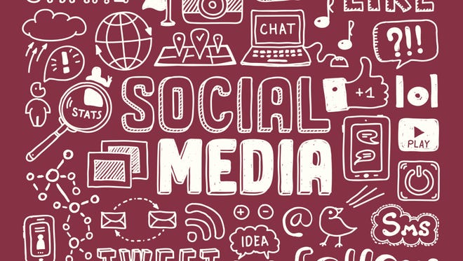 The holidays are the perfect time to reach out to clients and customers via social media.