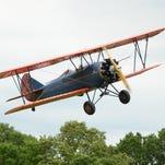Flying a Biplane