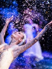 """Roxey Ballet, Lambertville's renowned professional dance company, is proud to present its 22nd annual American Holiday Classic """"Nutcracker."""""""