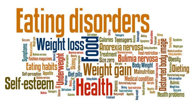 Five important questions you need to know about eating disorders.