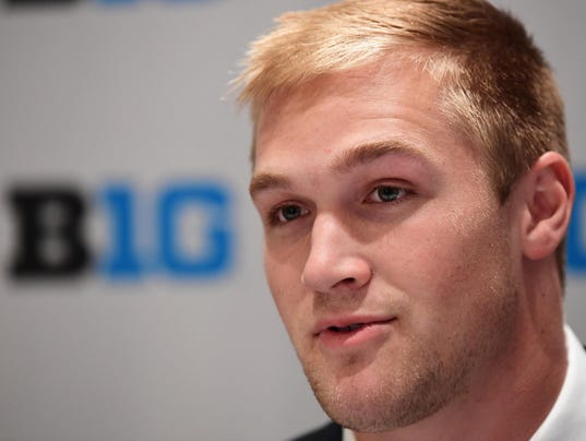 NCAA Football: Big Ten Media Days