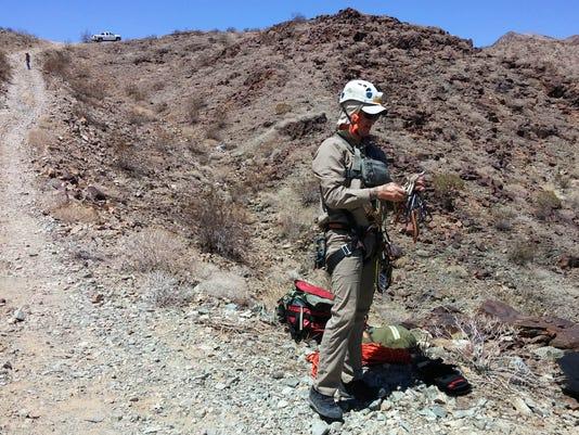 Erin Corwin search-rescue
