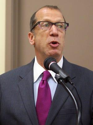 Herb Schultz is CEO of Desert Healthcare District.