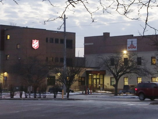 The Salvation Army in Sheboygan this month is offering sanctuary, from about 6:30 p.m. to 8 a.m. the next morning, to people with nowhere else to go.
