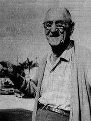 Warren F. Steever in 1969.