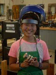 Wisconsin Valley Woodturners members helped Boys &