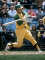 The Oakland Athletics of the 1960s and early 1970s