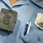 In the aftermath of the killing of Michael Brown by police officer Darren Wilson in Ferguson, Mo., there has been more discussion about officers wearing on-body cameras during police stops.