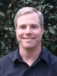 Author Andy Weir.