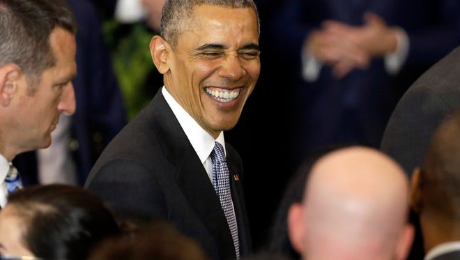 President Barack Obama will give the commencement speech at Rutgers University in May.