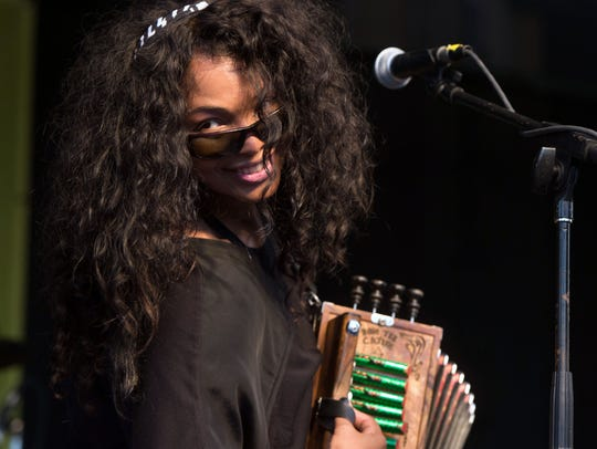 Rosie Ledet performs Saturday night at World Cafe'