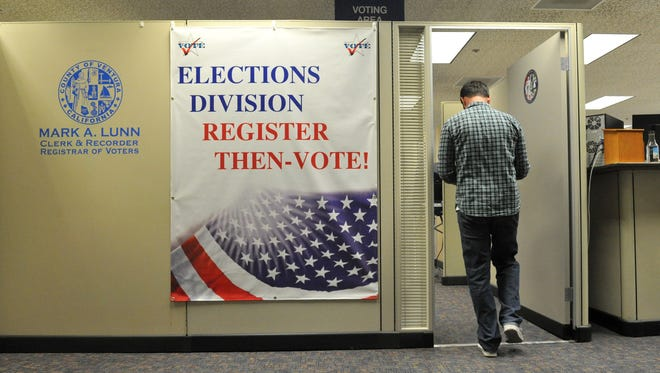 Volunteers are needed to help run polling places in the Nov. 6 general election.