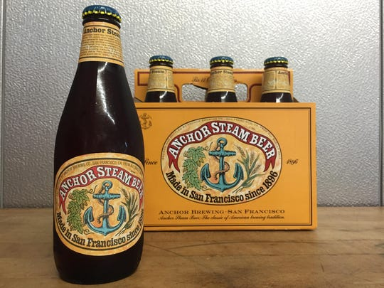 San Francisco's Anchor Steam is a tried and true craft beer classic.