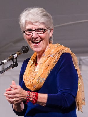Connie Regan-Blake has appeared at Lincoln Center, the Smithsonian and the National Folk Festival.